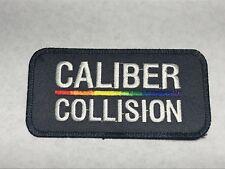 Caliber Collision Auto Body Repair Paint Shop Company Uniform Logo Sew Patch P