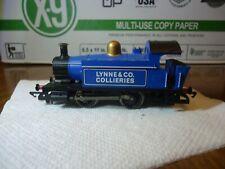 Hornby Class 101 Holden Steam Locomotive 0-4-0 Lynne & Co Collieries, Blue,