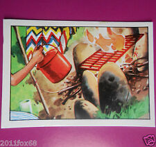figurines prentjes cromos stickers picture cards figurine barbie 150 panini 1976