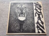 SANTANA DEBUT FIRST ALBUM UK ORIG 1ST ISSUE LP CBS 63815 A1/B1 MATRICES VG/EX-