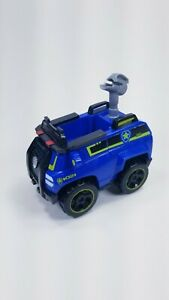 Paw Patrol Mission Paw Vehicle: Chase's Police Cruiser