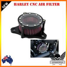 Black CNC Air Cleaner Intake Filter Harley Sportster iron XL 883/1200 48 custom