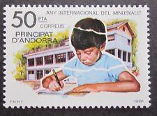 Medizin Soziales Hilfe für Kinder Behinderung  Andorra 1981