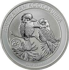 Australien 1 Dollar 2013 Kookaburra Privy Mark Schlange Anlagemünze