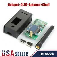 UHF/VHF MMDVM hotspot OLED+Antenna+Case Support P25 DMR YSF Fits Raspberry pi B