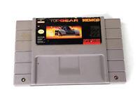 Top Gear SNES 1992 Super Nintendo Video Game 1992 Cartridge Only No Box