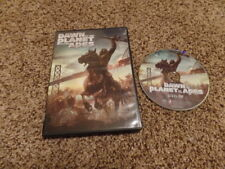 Dawn Of The Planet Of The Apes dvd movie
