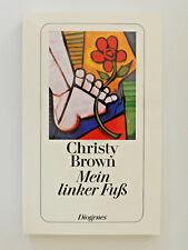 Christy Brown Mein linker Fuß Diogenes