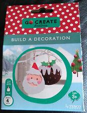Go crear-Navidad-construir una decoración - (hace Decoraciones de 4) - Nuevo