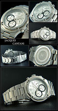 Valuable: Dark Star Men's Chronograph Watch A. D.H.Jacques Cantani