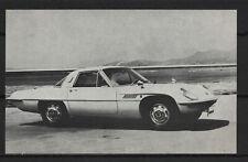 Mazda 110 S Vintage Dutch Trading Card Auto Album No.55