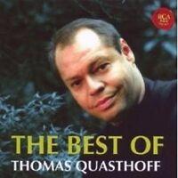 """THOMAS QUASTHOFF """"BEST OF"""" CD NEU"""