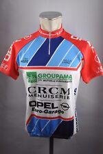 decoux la rochelle  bikes vintage cycling jersey Bike Rad Trikot Gr 3 - 52cm L3