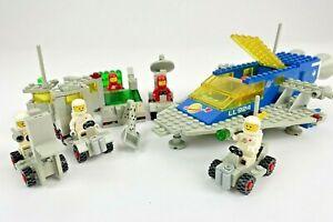 Vintage Legoland Space Lot Space Cruiser Mini Figures 924 487 452 886 889 6901