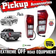 Isuzu Rodeo Dmax Denver Holden Pickup Rear Tail Light Lamp 2012-2015 - M303