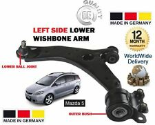 FOR MAZDA 5 2005---> FRONT LEFT LH LOWER SUSPENSION WISHBONE ARM INC BALL JOINT