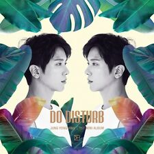 JUNG YONG HWA Cnblue DO DISTURB 1st Mini Album NORMAL VER. CD + FOLDED POSTER