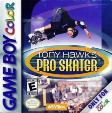 Tony Hawk''s Pro Skater GBC New Game Boy Color