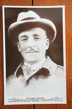 More details for c1910 sir alan cobhan early aviator airman aviation plane postcard