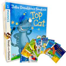 Julia Donaldson's Songbirds Top Cat Collection Set (2020, Paperback)