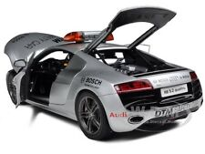 AUDI R8 V10 5.2FSi 2010 SAFETY CAR 1/18 DIECAST MODEL CAR BY KYOSHO 09216