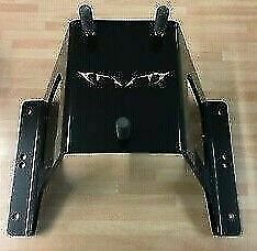 """Land Rover Defender  Heavy Duty Spare Wheel Carrier up to 35""""  Tyres  MA030"""