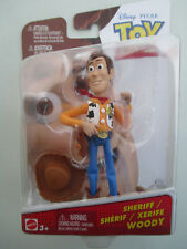 DISNEY PIXAR TOY STORY *SHERIFF WOODY* 10 cm FIGURE 3+