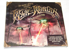 The War of the Worlds: The New Generation [Deluxe CD/DVD)   ***NEW***