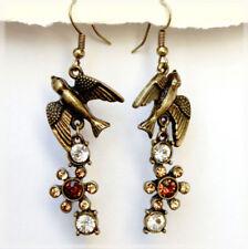 Markenlose Mode-Ohrschmuck für besondere Anlässe-Strasssteine