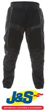 Frank Thomas Desert Mesh Textile Motorcycle Pants Motorbike Summer Black J&S