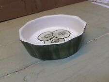 Vintage Toni Raymond Pottery bowl 1960s Kitchenalia h6