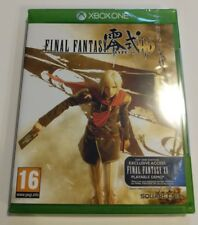 Final Fantasy Type-0 HD Xbox One New Sealed UK PAL Microsoft XB1 ZERO