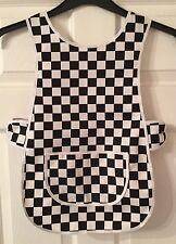 Wholesale Job Lot 5 Brand New Kids Childrens Tabards Aprons Black White Craft