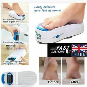 New Arrival Step Pedi Automatic Grinding Feet Callus Remover Electric Silicone F