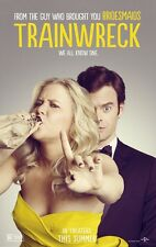 Trainwreck movie poster 11 x 17 inches - Amy Schumer poster, Bill Hader poster
