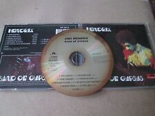Jimi Hendrix Band of Gypsys CD RARE MISPRESS CD PLAYS ELTON JOHN! NEAR MINT