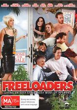 Freeloaders NEW DVD Olivia Munn Jane Seymour Josh Lawson (REGION 4 AUSTRALIA)