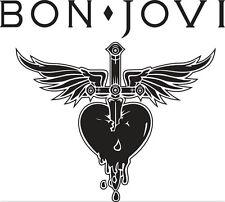Sticker Bon Jovi 101 - 64x57 cm