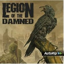 LEGION OF THE DAMNED - RAVENOUS PLAGUE (LTD.FIRST EDT.MEDIABOOK)  CD + DVD NEU