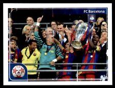 Panini Champions League 2011-2012 - 2010-11 FC Barcelona Legends No. 549