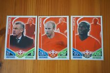 Official Topps Match Attax Trading Cards x3 SWITZERLAND