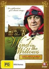 The Wind In The Willows - Griff Rhys Jones In Search Of Mr. Toad (DVD, 2013)