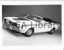1969 Mercury Cyclone Cale Yarborough Special, Factory Photo (Ref. #57042)