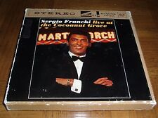 SERGIO FRANCHI  1965 REEL TO REEL TAPE-LIVE AT THE COCOANUT GROVE-7 1/2 IPS -RCA