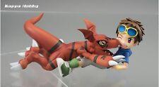 Megahouse GEM Series - Digimon Tamers: Matsuda Takato & Guilmon