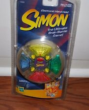 (NEW SEALED) ELECTRONIC HANDHELD SIMON SAYS BRAIN GAME (1999)