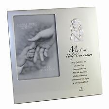 My First Holy Communion Photo Frame with verse - Girl