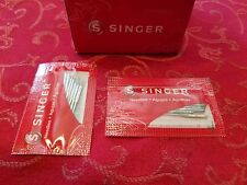Singer Featherweight 221,221-1,221K,222K, Sewing Machine Needles  Size 14