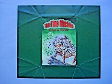 2009 MONSTERWAX *THE TIME MACHINE* UNWAXED WRAPPER