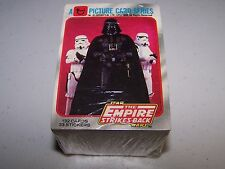 1980 Topps STAR WARS The Empire Strikes Back Series 1 Card Set (132 Cards) EX-NM